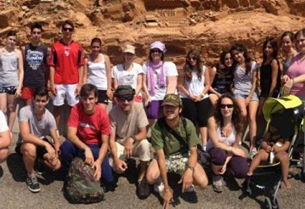 Excursión Alquézar 01