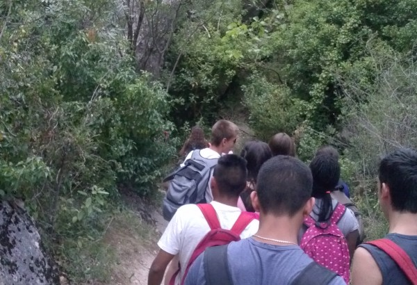 Excursión Alquézar 24