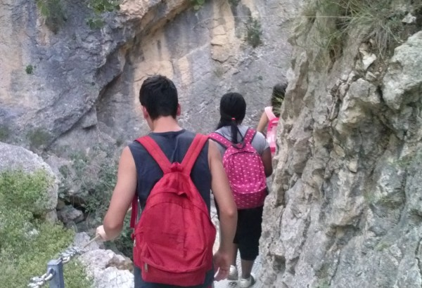 Excursión Alquézar 25