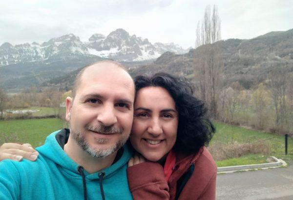 Sergio Martin y Yolanda Torres