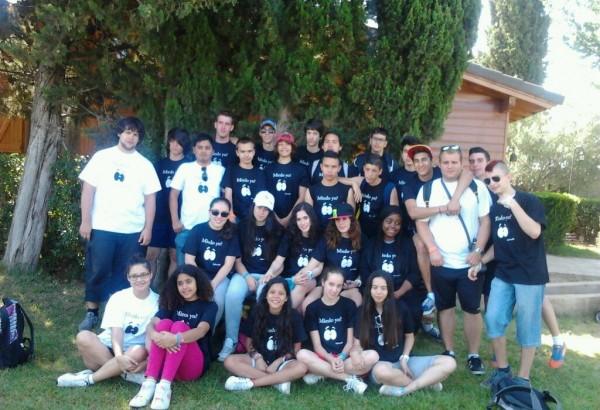 Campamento adolescentes 2014 01