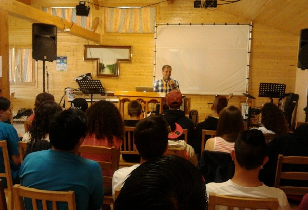 Campamento adolescentes 2014 15