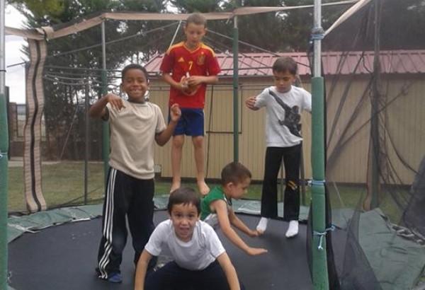 Campamento niños 2014 01