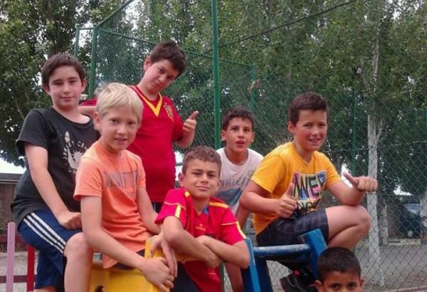 Campamento niños 2014 25