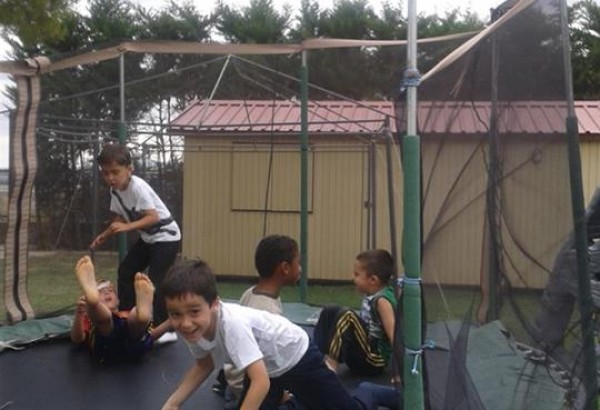 Campamento niños 2014 29
