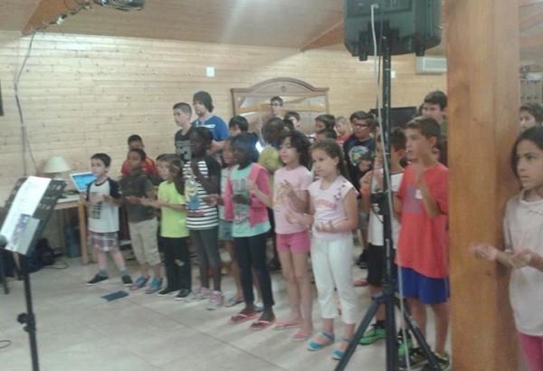 Campamento niños 2014 36