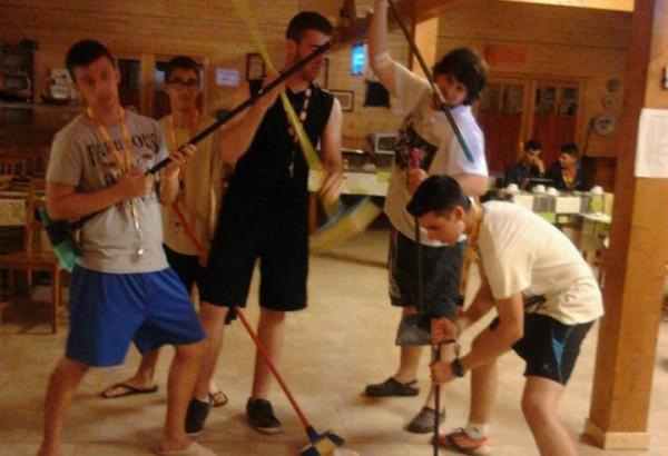 Campamento niños 2014 40