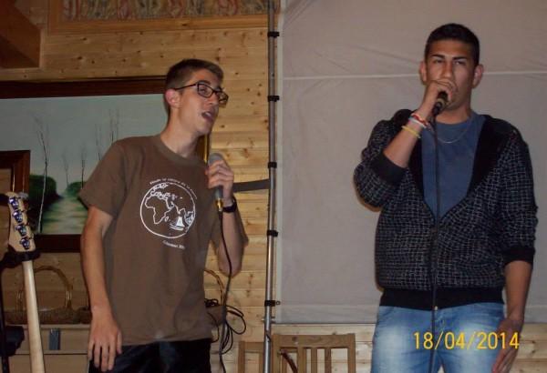 Retiro de jóvenes Calatorao 2014 04