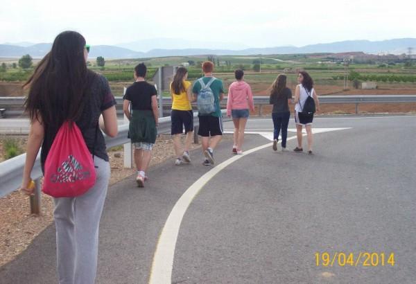 Retiro de jóvenes Calatorao 2014 05