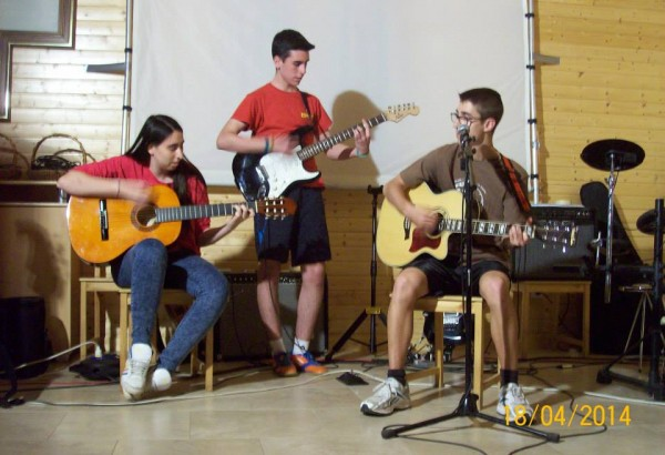 Retiro de jóvenes Calatorao 2014 09