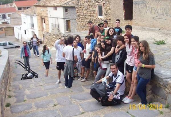 Retiro de jóvenes Calatorao 2014 11