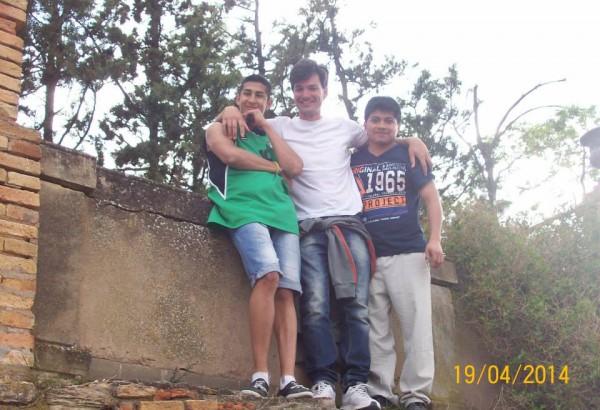Retiro de jóvenes Calatorao 2014 12