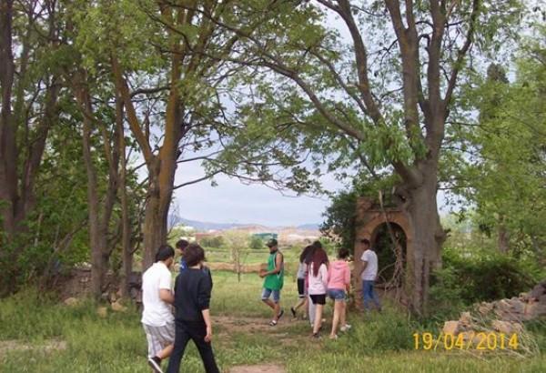 Retiro de jóvenes Calatorao 2014 15